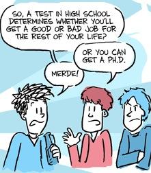 Source: http://www.phdcomics.com